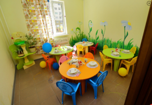 Детский центр Bambini-club в Воронеже