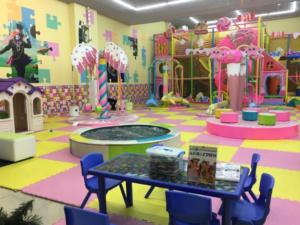 Детский город профессий КидБург в Воронеже