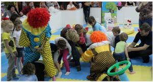 Детская игровая площадка Муравейник в Воронеже