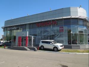 Nissan Автоцентр (ООО Легат) в Саратове