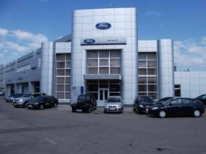 Виннер-В Автосалон для Ford в Воронеже
