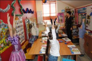 Твоя первая школа Студия подготовки к школе в Самаре