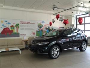 Nissan Автосалон, филиал в г. Казани (ООО Марка) в Казани