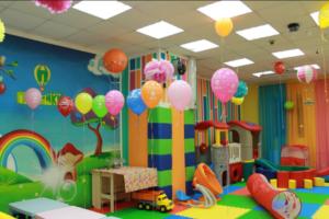 Полянки Детский игровой зал в Казани