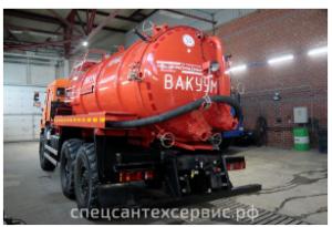 СПЕЦСАНТЕХСЕРВИС, ООО Компания по прочистке канализации, вентканалов и промывке теплообменников в Самаре
