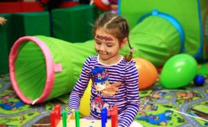 Тигра Детский игровой центр в Казани