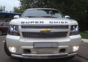ВИП АВТО ЦЕНТР, ООО Автокомплекс для Chevrolet, Cadillac в Самаре